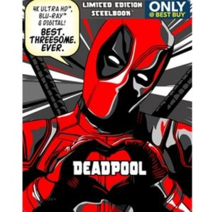 DEADPOOL 2 YEAR ANNIVERSARY LIMITED